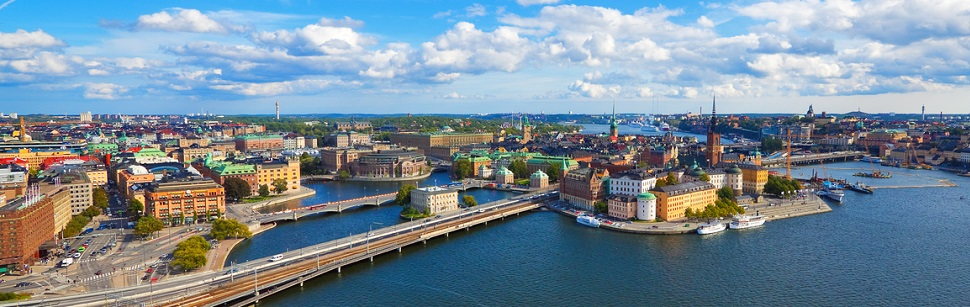 Доставка грузов из Швеции