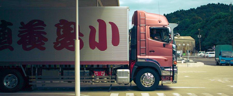Автодоставка грузов из Шанхая