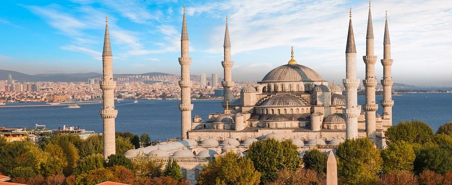 Мультимодальная доставка из Турции