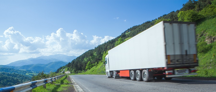 Автодоставка сборных грузов из Германии в Красноярск