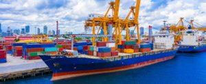 Морская доставка из США